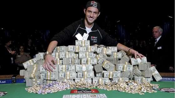 Jugadores de poker que acabaron en quiebra
