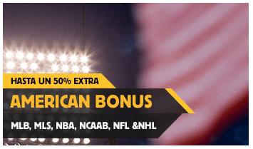 Amercian Bonus Betfair