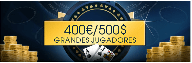 Bono de grandes jugadores William Hill