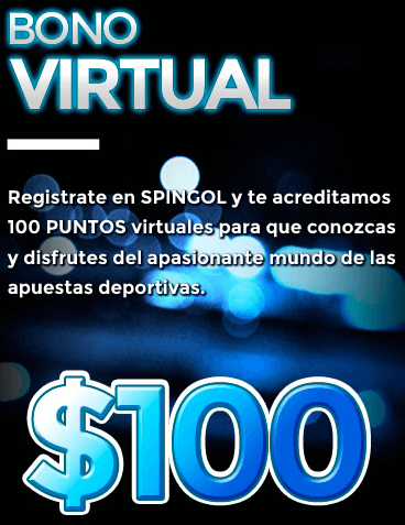 Bono virtual Spingol