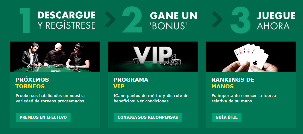 registro poker bet365