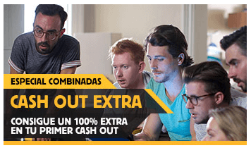 Cash out extra Betfair