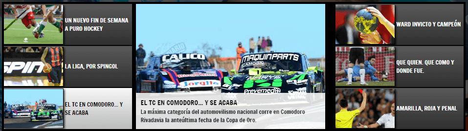 Eventos Argentina Spingol