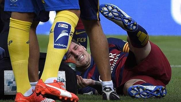 Messi lesion