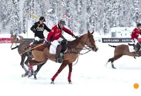 Los mejores torneos internacionales de Polo en Nieve