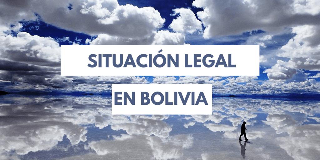 Bolivia regulacion del juego