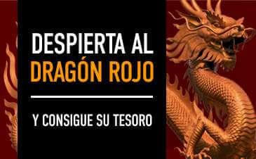 Dragón Rojo bono