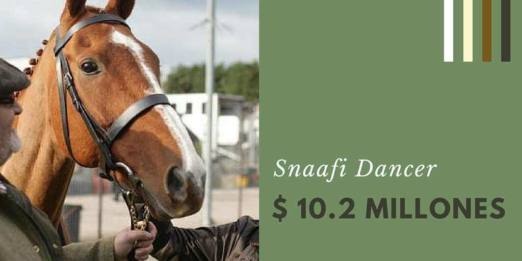 Snaafi Dancer 10.2 millones