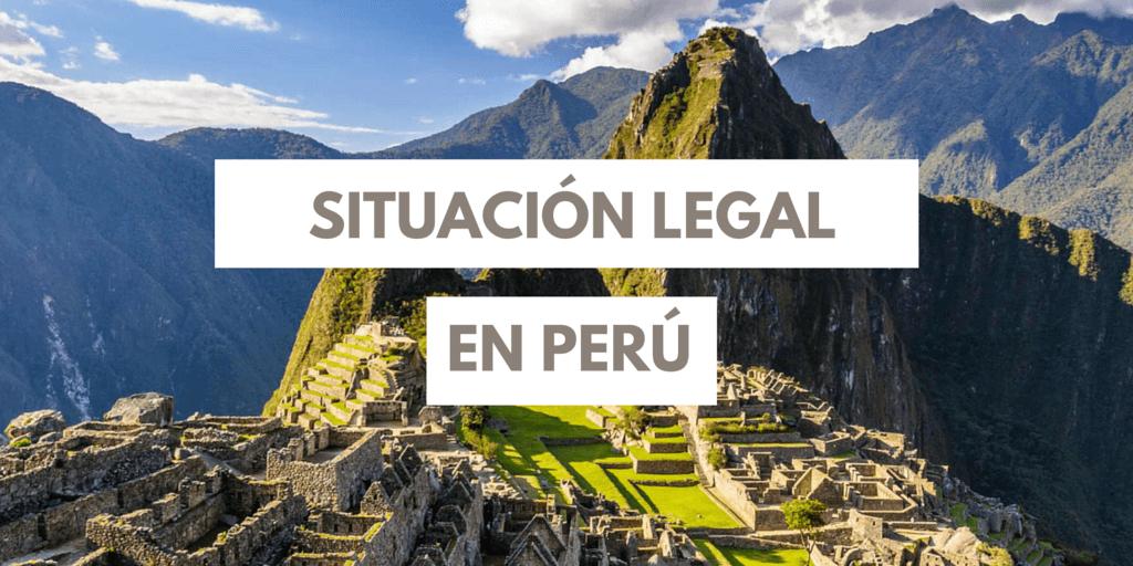 Perú regulacion del juego