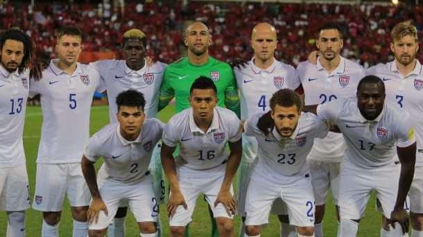 usa soccer team copa america centenario
