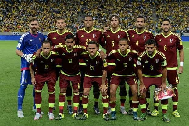 seleccion venezolana de futbol