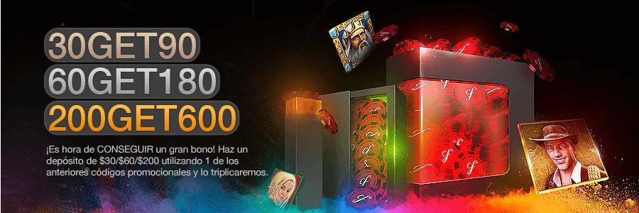 Bonos Casino Fantasia
