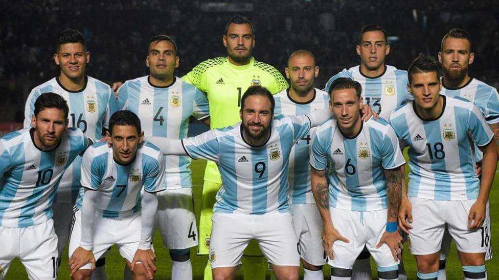 messi seleccion argentina de futbol