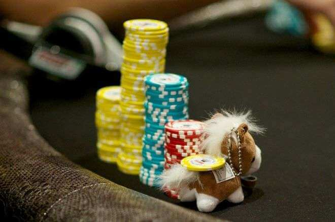 Supersticiones en poker