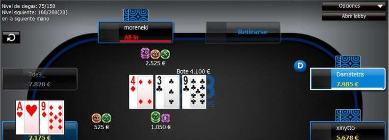 888poker.esTable