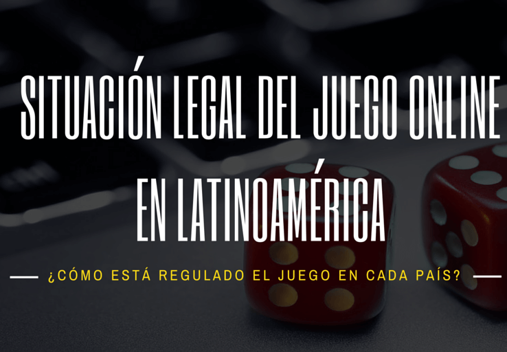 ¿Són legales las apuestas online en Latinoamérica?