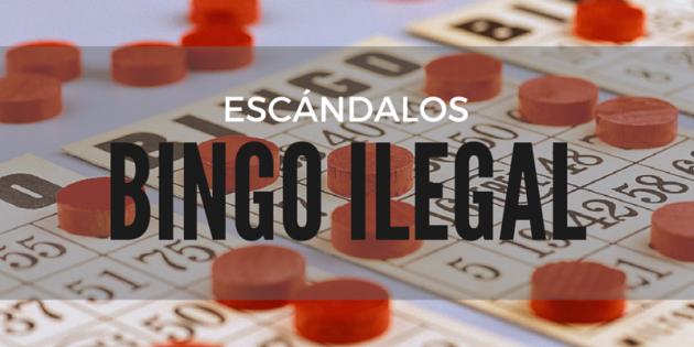 Bingo ilegal: los escándalos más curiosos