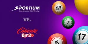 Sportium o Caliente Bingo: ¿Cuál es es mejor para jugar bingo en línea?Sportium o Caliente Bingo: ¿Cuál es es mejor para jugar bingo en línea?