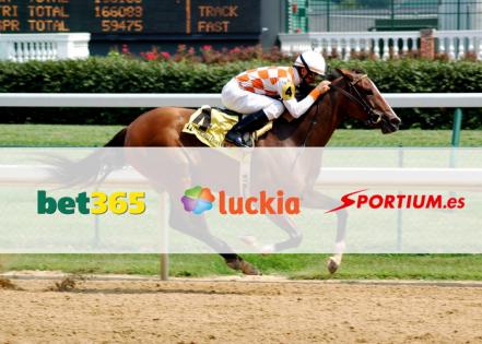 Bet365, Sportium o Luckia: ¿Cuál es el mejor sitio para apostar en las carreras de caballos?