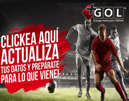 Código referido Masgol: 100 000 créditos en apuestas deportivas