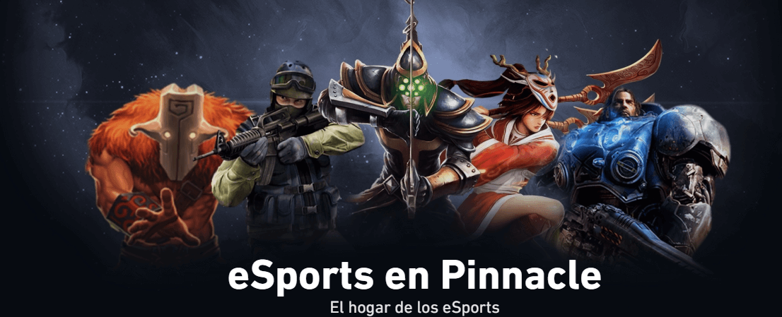 Codigo promocional Pinnacle