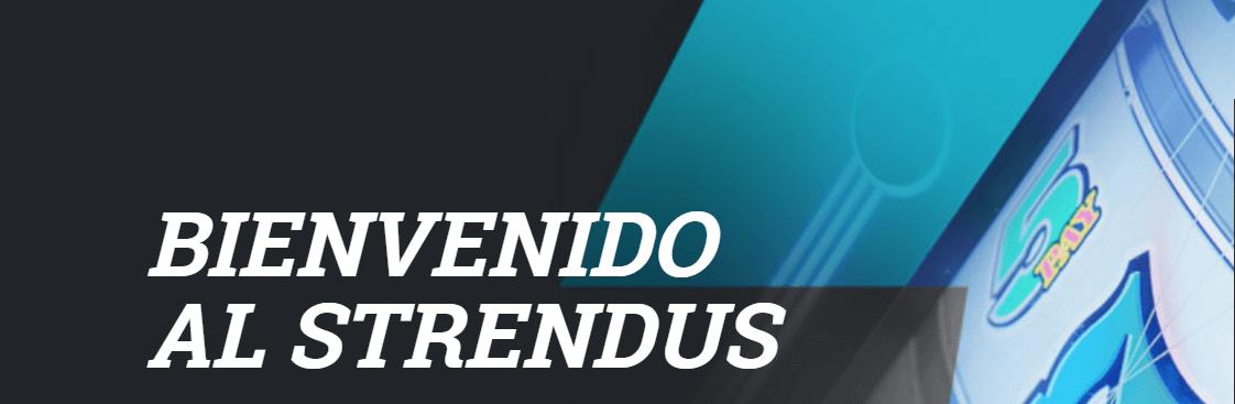 Código promocional Strendus: disfruta de hasta 250$ extra