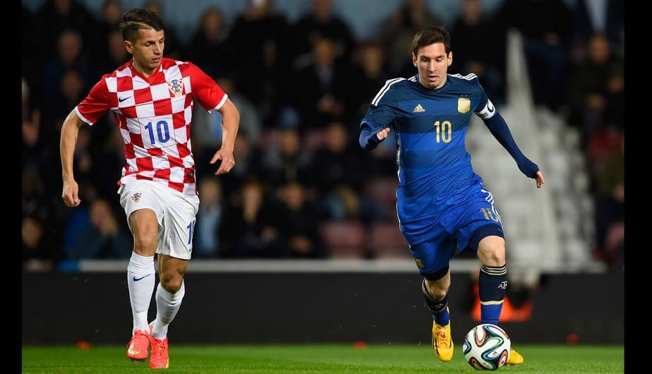 Apostar Argentina vs. Croacia Mundial de Rusia 2018