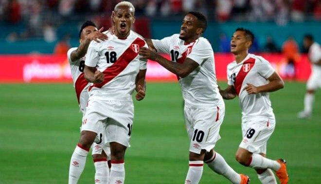 Apuestas para el Francia vs Perú de la Copa del Mundo de Fútbol de Rusia 2018