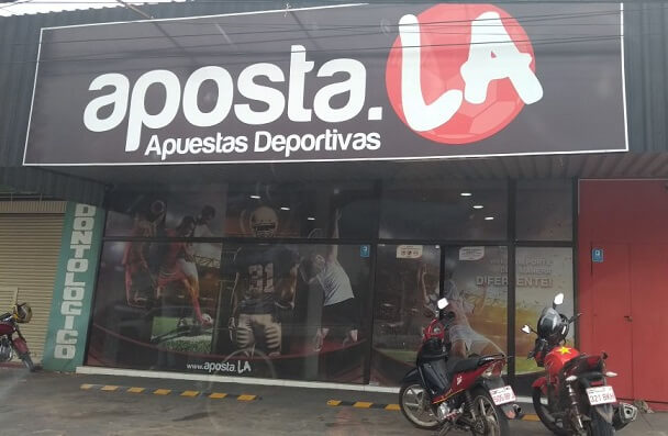 Aposta.la paraguay apuestas