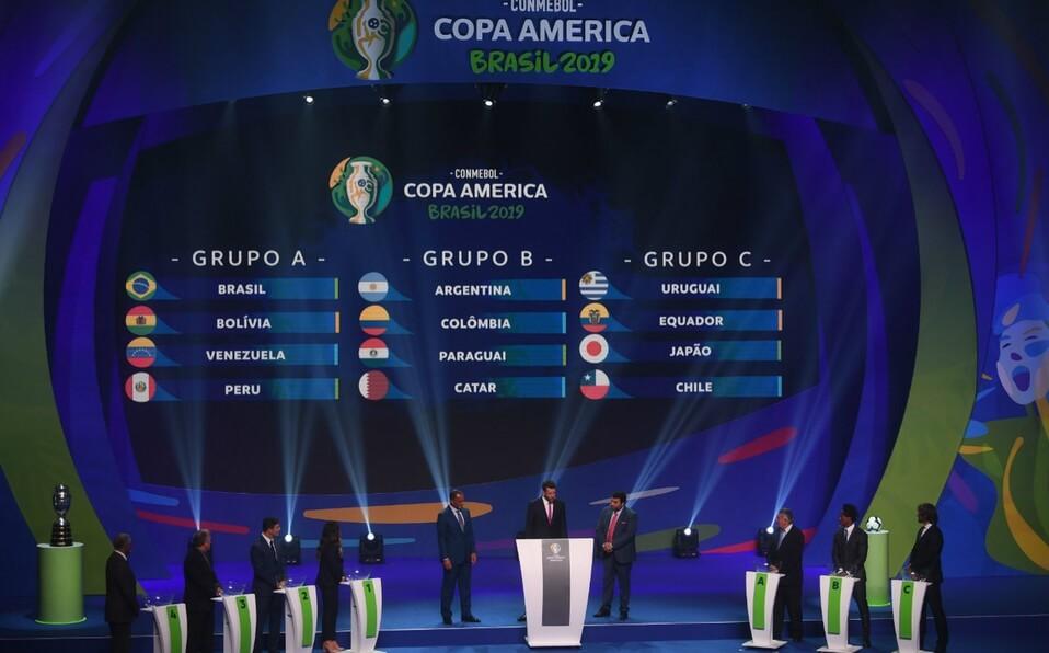 8f357d085 Calendario Copa América 2019  ¡todas las fechas al descubierto!