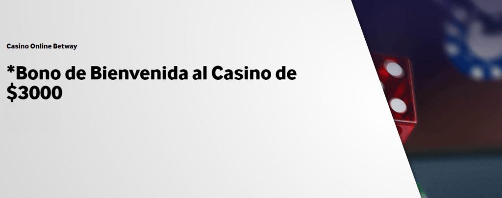betway méxico casino