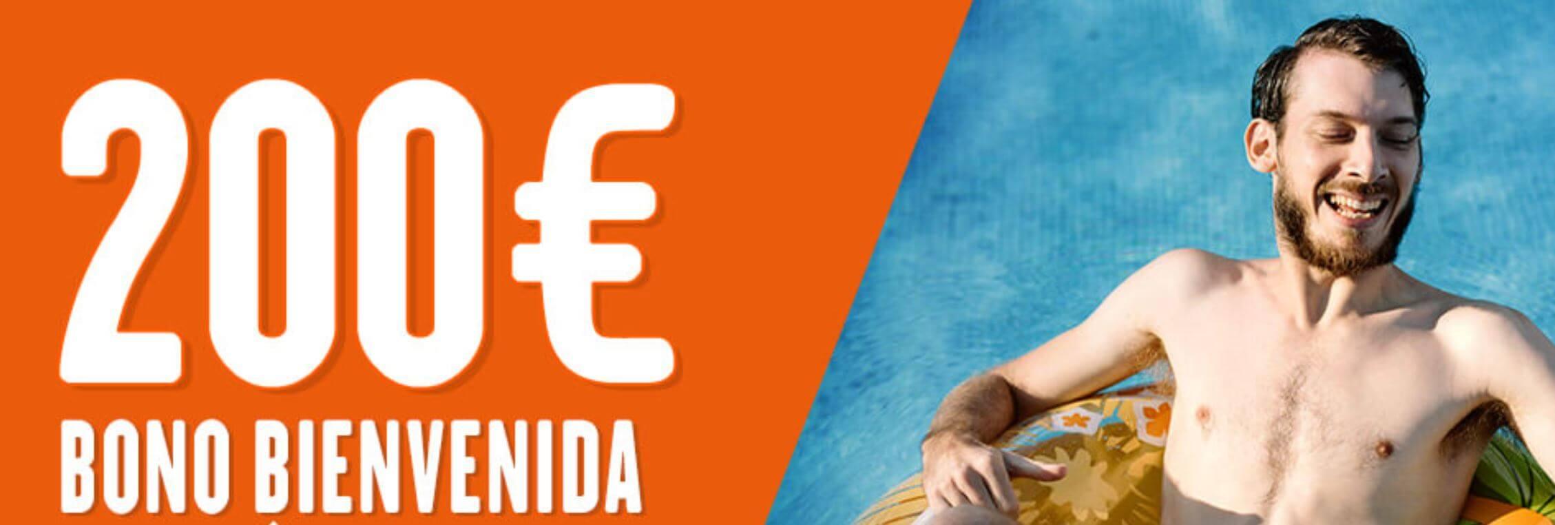 Luckia Argentina bono de bienvenida