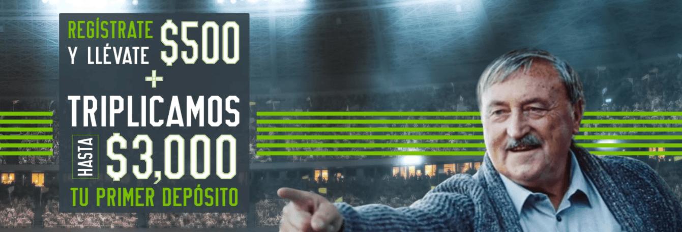 Código promocional Codere México 2021: ¡triple bono de hasta 3500 pesos en apuestas gratis!
