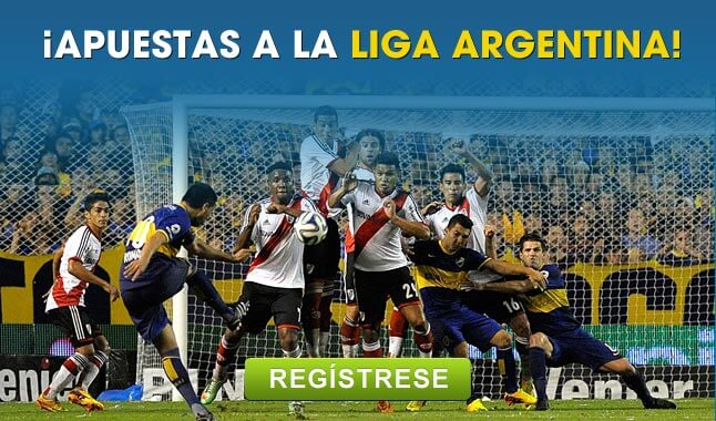 William Hill argentina fútbol