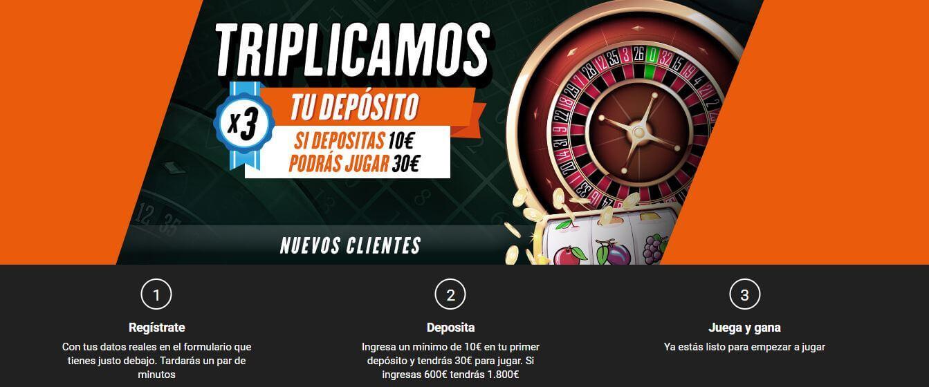 Luckia casino Argentina