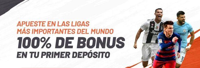 Bono de Bienvenida BetWarrior Deportes