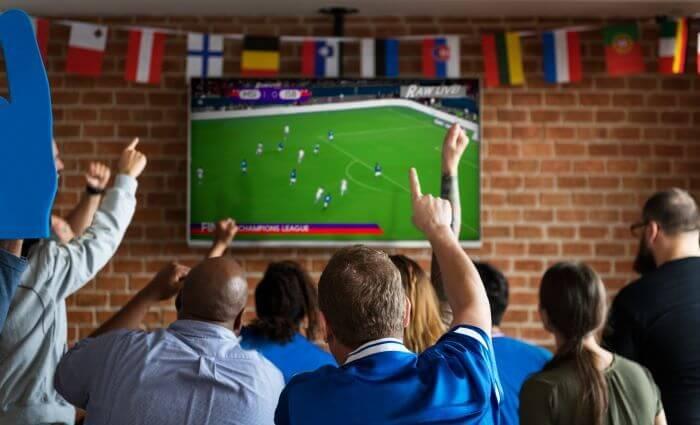 Eurocopa 2020 Televisión