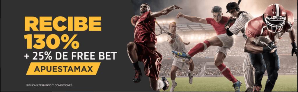 ganabet bono de bienvenida deportes