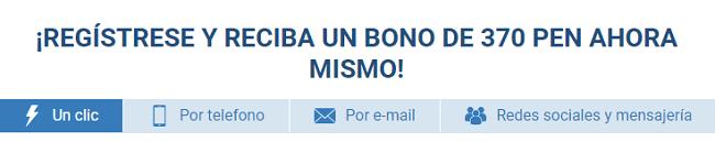 Bono de tu Primer Depósito