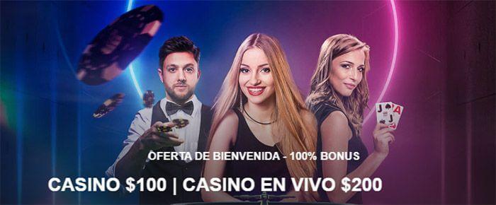Bethard Bono de Bienvenida Live Casino