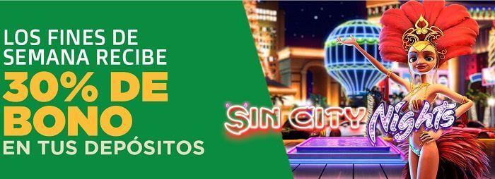 Ganabet Casino Oferta