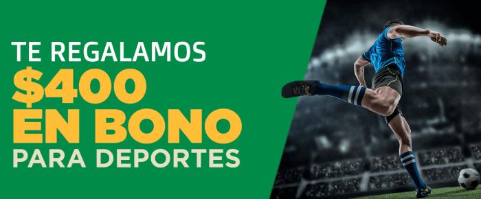 Ganabet Bono Bienvenida Apuestas Deportivas