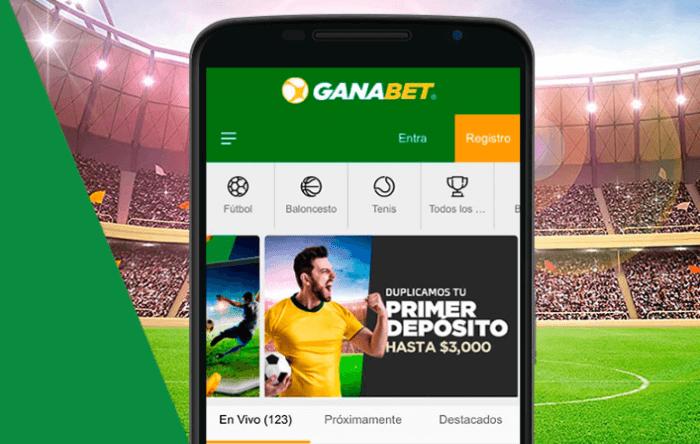 Ganabet Mobile App