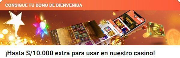 LeoVegas Bono de Casino