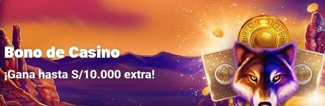 LeoVegas Bono de Bienbvenida Casino