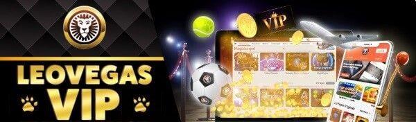 LeoVegas VIP Programa