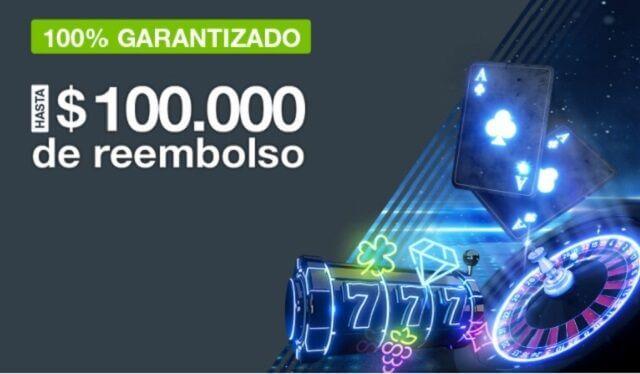 Codere Bono de Bienvenida Casino