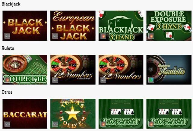 Rivalo Juegos de Casino